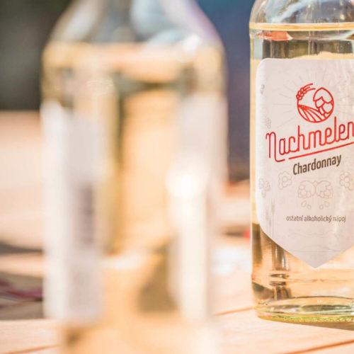 Nachmelené, Chardonnay, dárek