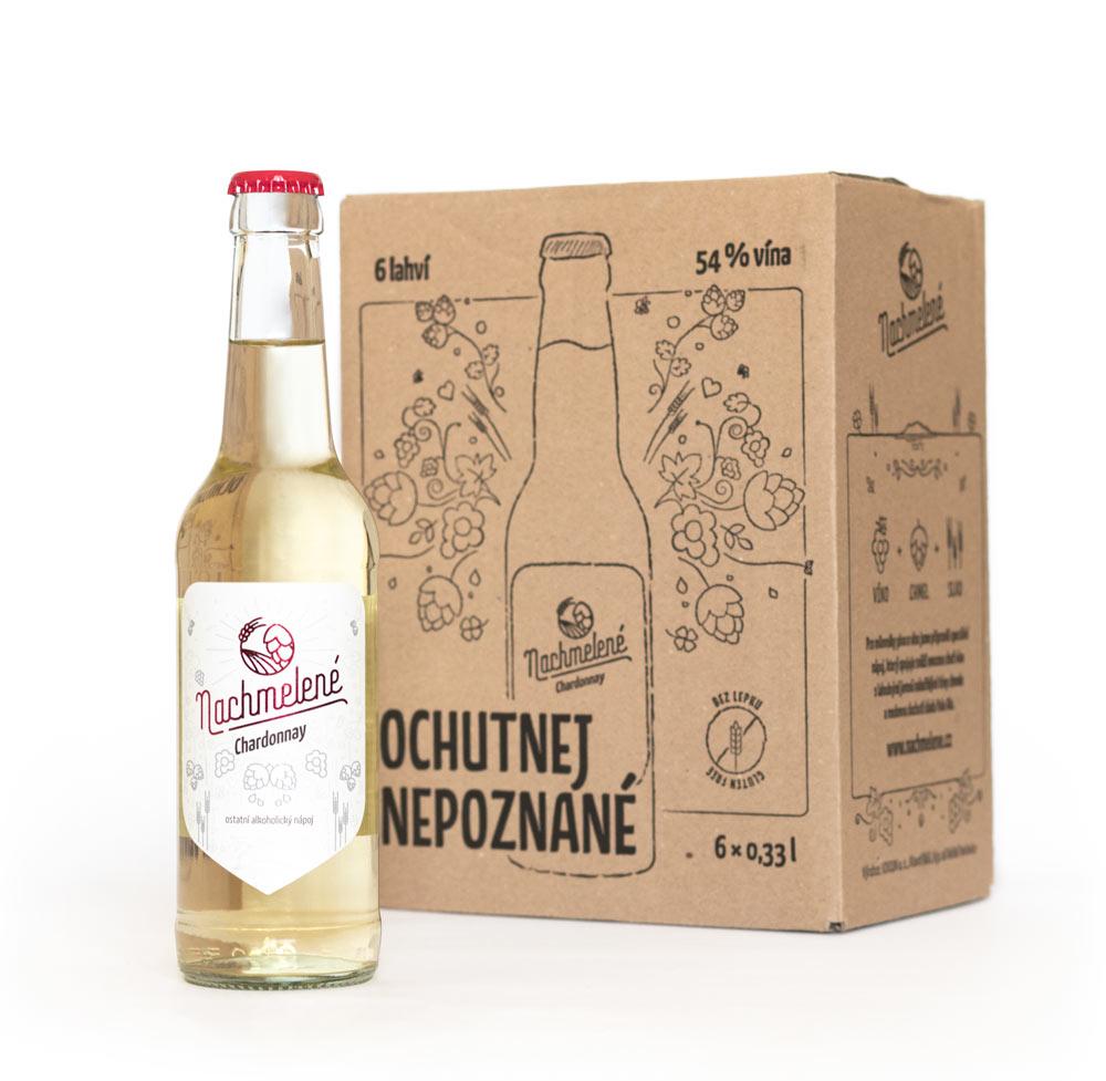 Koupit Nachmelené Chardonnay karton