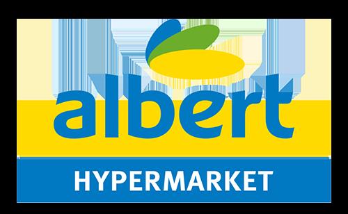 logo albert hypermarket