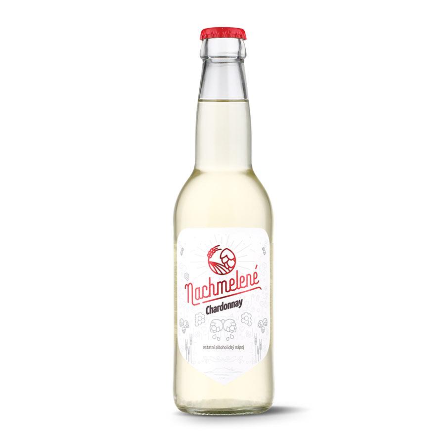 Nachmelené Chardonnay lahev 330 ml