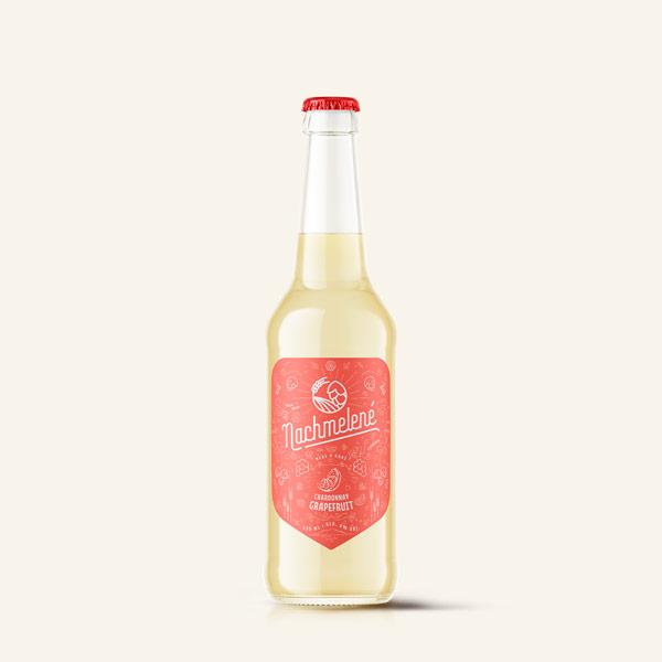Nachmelené Chardonnay Grapefruit